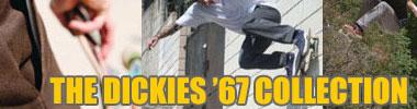 Dickies スケートボード