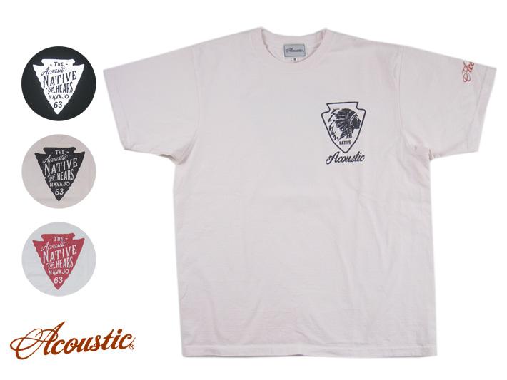 アコースティック Tシャツ