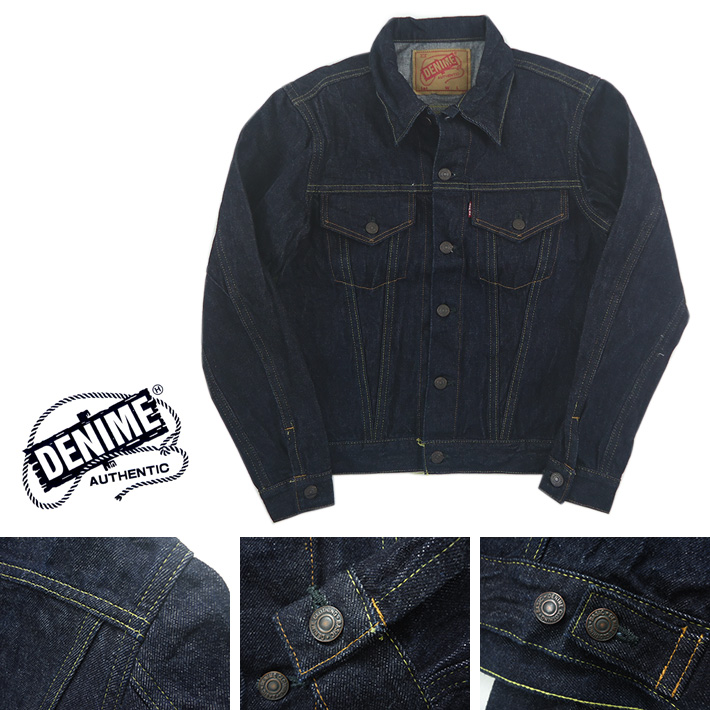 DENIME 3rd type DENIM JACKET